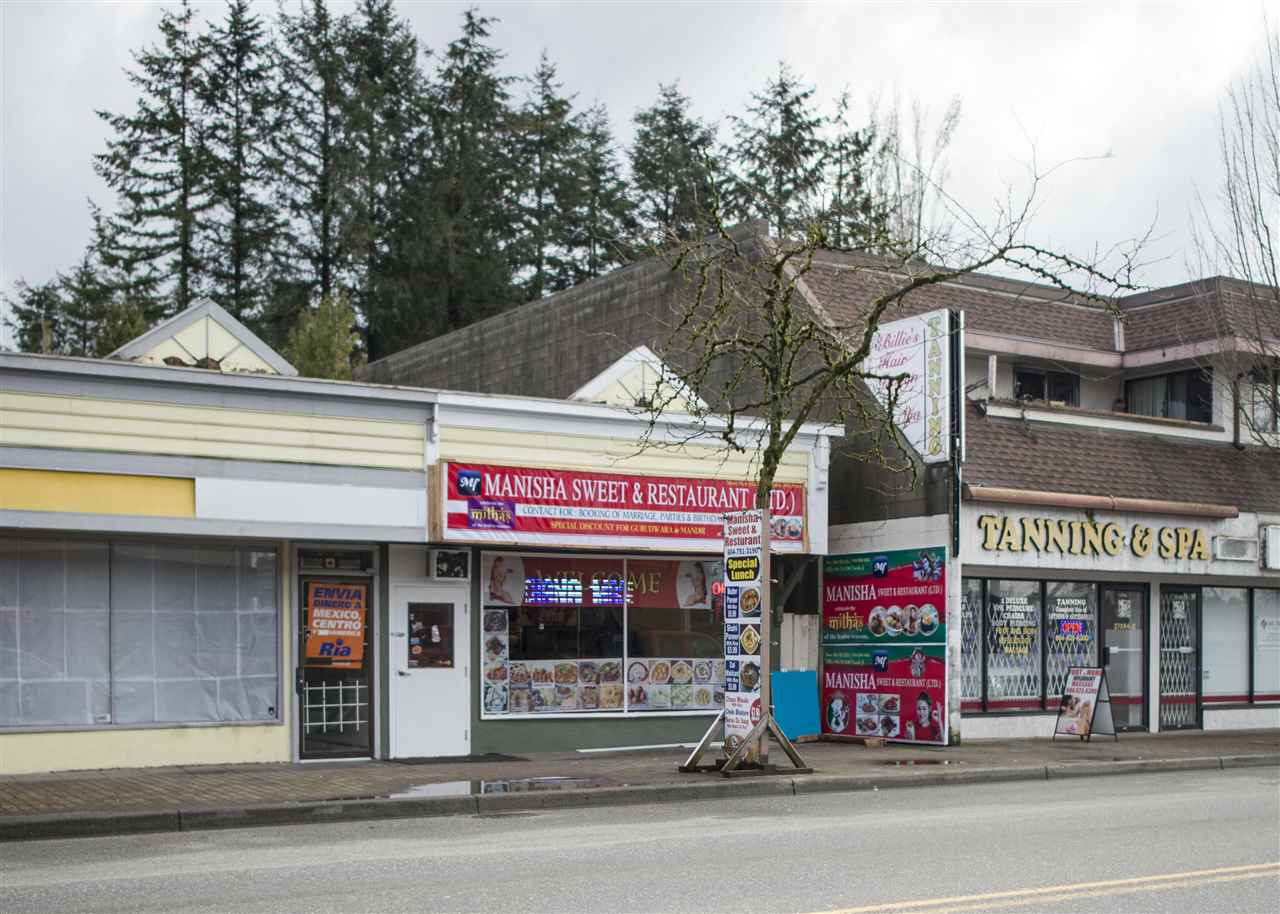 Indian Restaurant in central Aldergrove. Price includes all equipment and the Seller will provide some training.