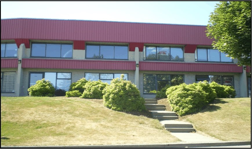 Industrial Strata unit for sale in Cloverdale with tenant in Place. 1742 SF currently leased to well established and popular Industrial Coffee Shop tenant with 5 years lease/with 5 years renewal option. Zoned Light Impact Industrial. Concrete tilt up structure. 10' x 14' grade loading at the rear and Glass storefront entry. Current cap rate 4.6% & escalate to 5% & 5.4% cap. Great investment!! Please do not disturb the tenant. Showings by appointment only.