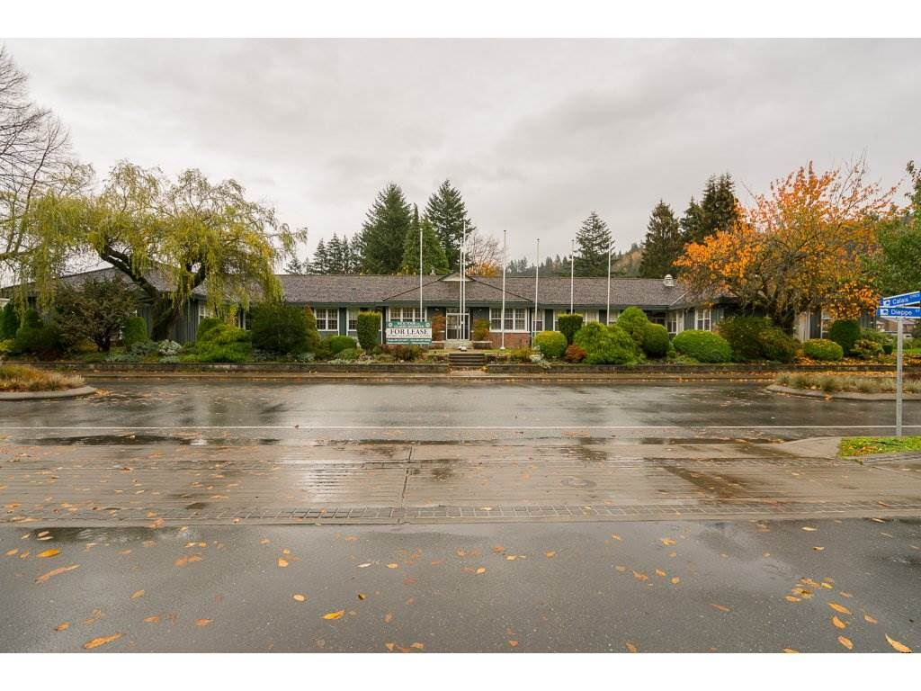 Over 19,000 sq. ft. office building located at a prime location. Offices, boardrooms, classrooms, multiple washrooms. This building would be perfect for schools, office users, or corporate head office. Located in the most prestige area of Chilliwack.