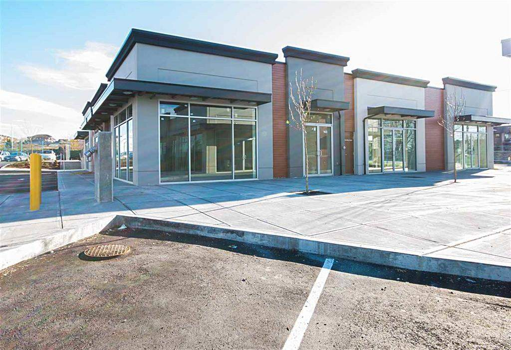 Perfect opportunity to open you business in popular Gain's business center. Located in West Abbotsford. Space will allow for pizza, retail, animal hospital, child care center, and other retail uses. Bring your ideas.