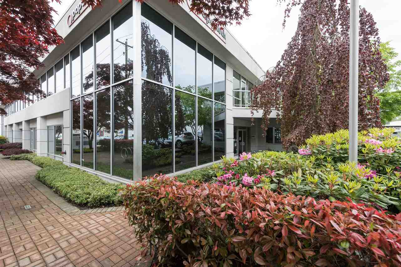 Located just south of Marine Drive on Fell Ave. Minutes from Trans Canada Highway, Lions Gate Bridge, retail shopping and banking services. Zoning accommodates a wide range of Industrial Business Park uses, service commercial uses and accessory retail services. Quality offices, dock loading and 15 reserved parking stalls.