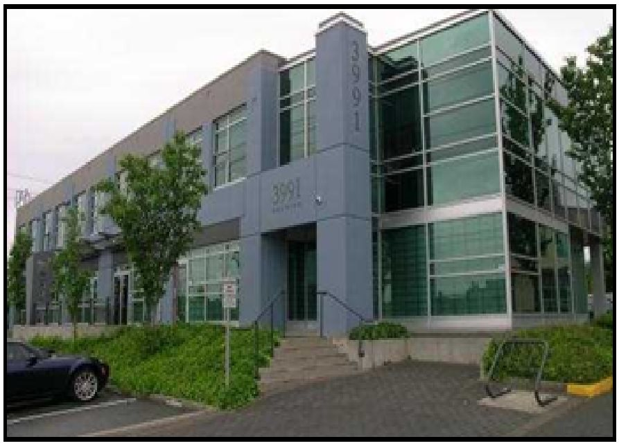 1,392 - 7,580 sq ft high quality office space primely located 1/2 block from the Gilmore Skytrain station at the corner of Gilmore Avenue and Henning Drive in the prestigious Bridge Business Park. Bridge Business Park is conveniently located at the intersection of Boundary Road, Lougheed Highway and Gilmore Avenue, providing an unsurpassed level of accessibility to the Greater Vancouver area via the Trans Canada Highway, the Lougheed Highway and the Gilmore Skytrain Station. Excellent corner unit with lots of glazing providing an abundance of natural light, fully air-conditioned, private offices, large boardrooms and Lougheed Highway exposure. One (1) parking stall per 500 sq ft at $60.00 per month (plus applicable taxes). Please contact listing agents for more details and to book a showing.