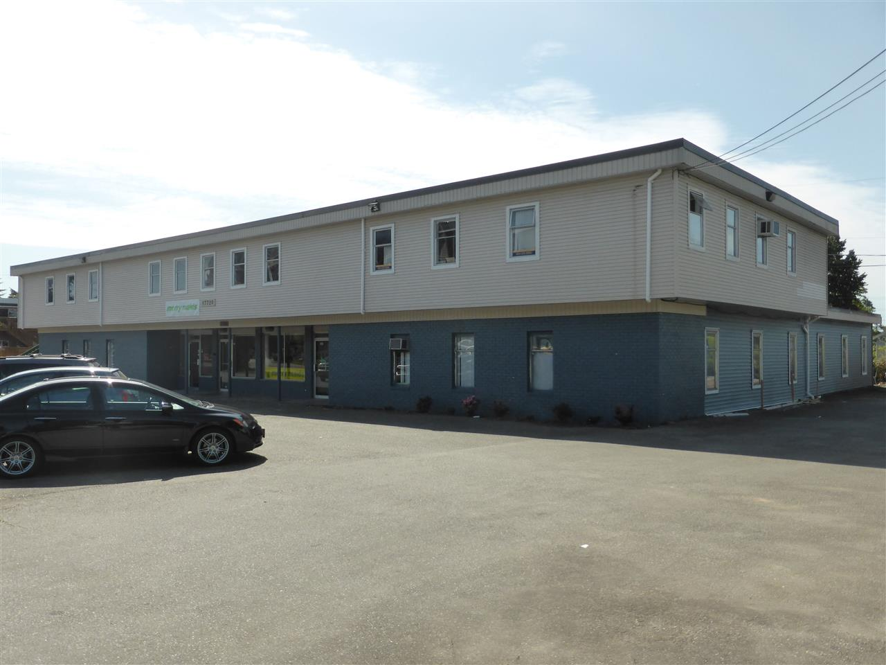 Office units in central Cloverdale. The space available is 1825 SqFt approx. This is in a series of offices of varying sizes and includes a kitchen. Please review the floor area image for spaces available. Landlord will consider a lease for a section of the space as well. All space is on the second floor and is accessed by stairwell. Call for more details.