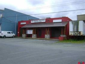 This is an excellent opportunity for a growing service commercial industrial business to expand their space and expand their business. The building was extensively renovated in 2006. It offers a large manufacturing space, an adjacent separate product storage or assembly area, a reception/showroom, boardroom, office, level loading area, and staff lunchroom. Zoning permits light manufacturing warehousing and a small retail component. Good location in central Chilliwack. Vacant for quick possession.