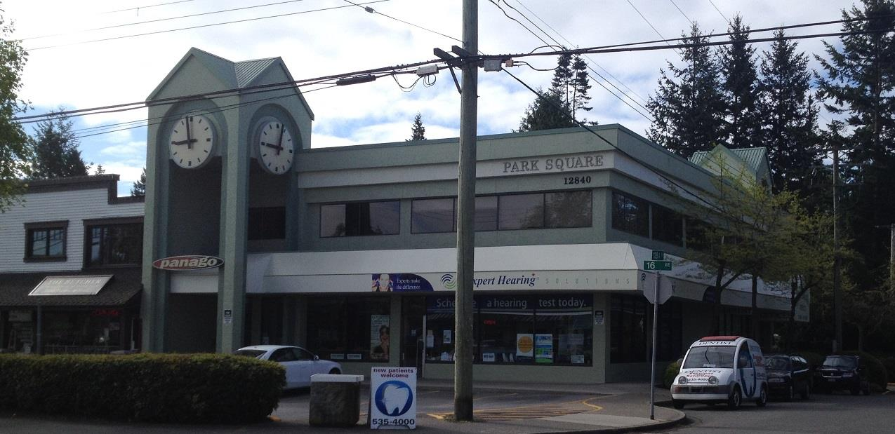Dental office ready to go in South Surrey White Rock area. Perfect for new single dentist starting out. located across from Safeway in Ocean park this small building offers convenient access to a large population with good parking. the premises could also be used for a number of other uses including physio, chiro, medical practice or general office.