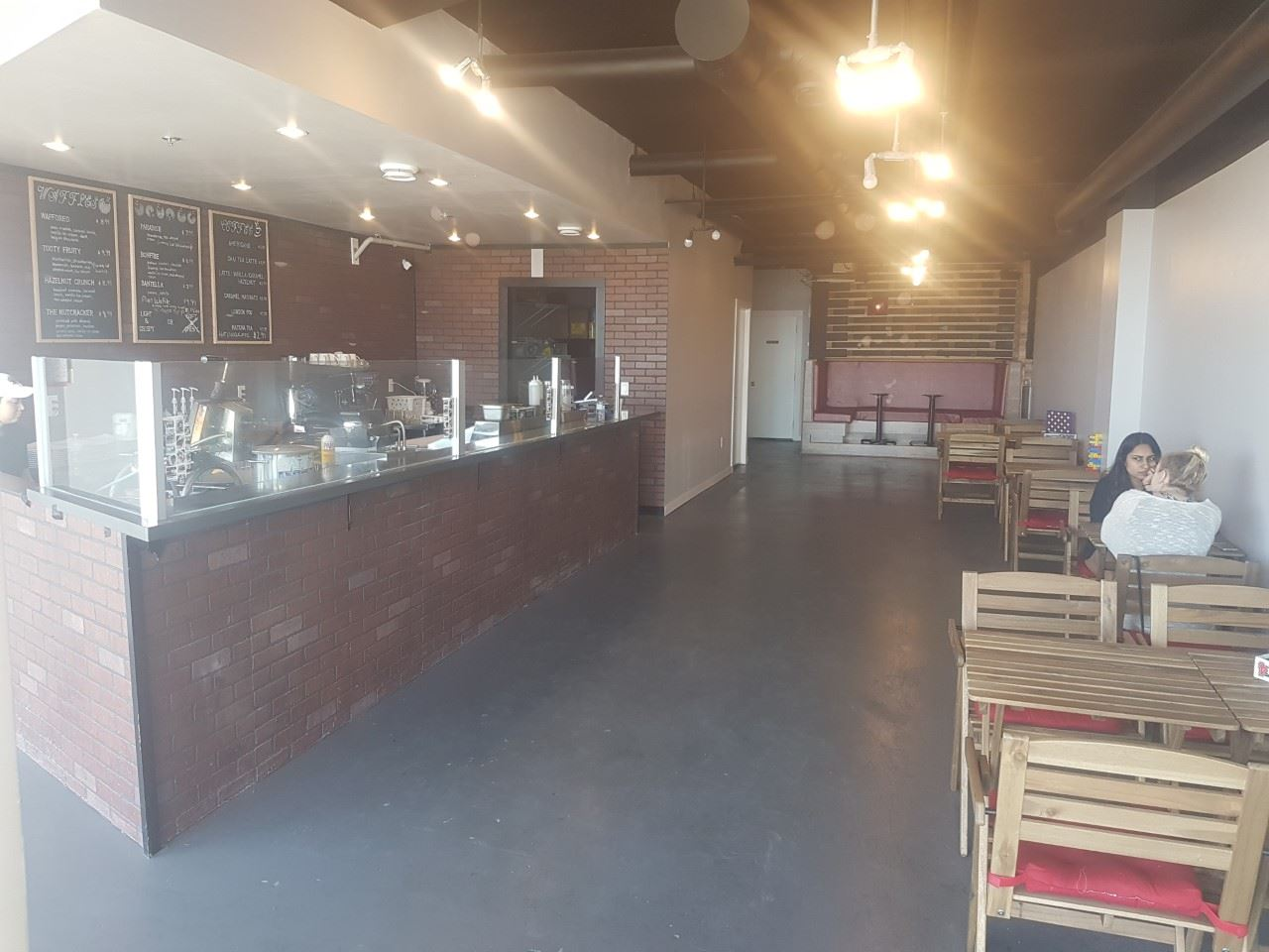 The Wafflers Waffle and Coffee Shop. New business on Marine drive strip for sale. Serving waffles and desserts. Great waterfront location with rent of only $2800 per month. 1000SF. Ready for new ideas! Call now!