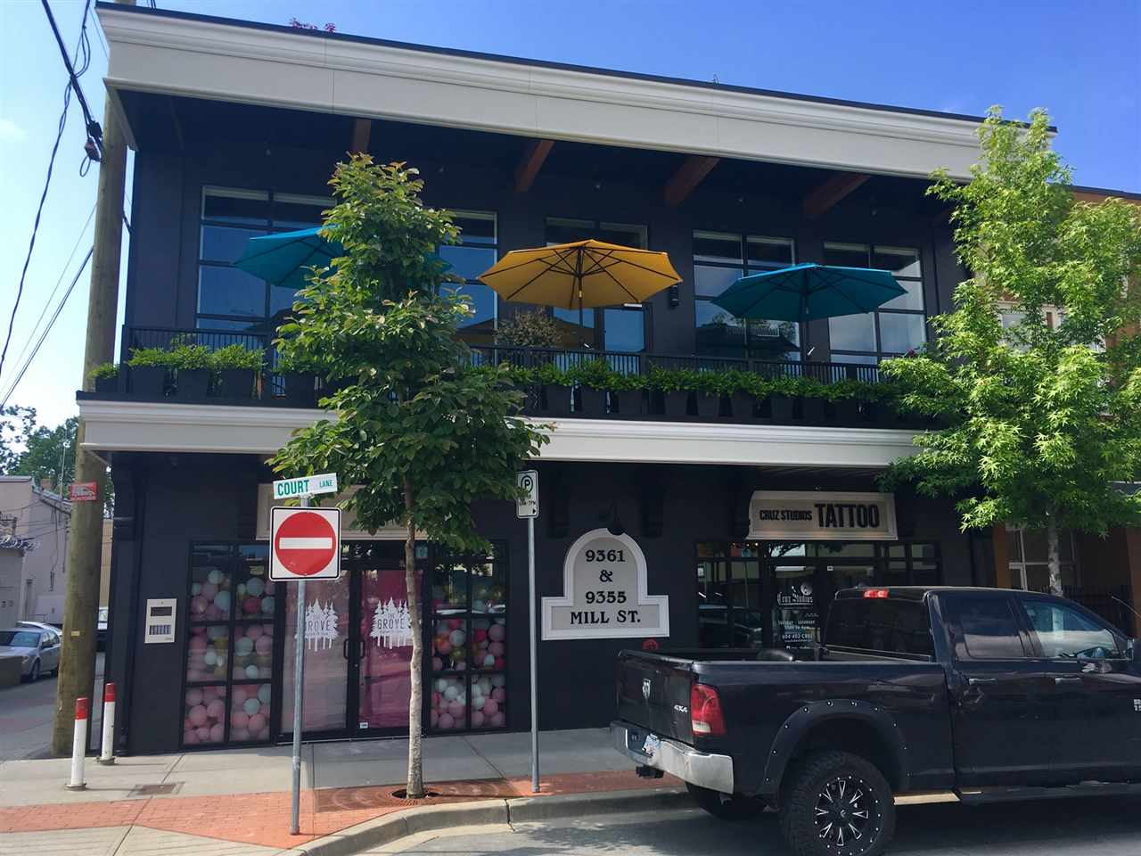 2 story commercial/residential building on a 4440 sf piece of land on popular Mill St. in the heart of downtown Chilliwack. Beautiful modern/vintage style building completely renovated in 2015 and shows like new! 3 ground floor commercial units with a gross area of 3.635 as well as 3 residential units on the 2nd floor with a total gross area of 3,715 sf including a 3 bedroom suite that shows like a penthouse. Fully tenanted. C3 zoning. Tons of foot traffic. Parking at the back for customers and tenants as well. An excellent opportunity to live in and collect rent! Call for more details!