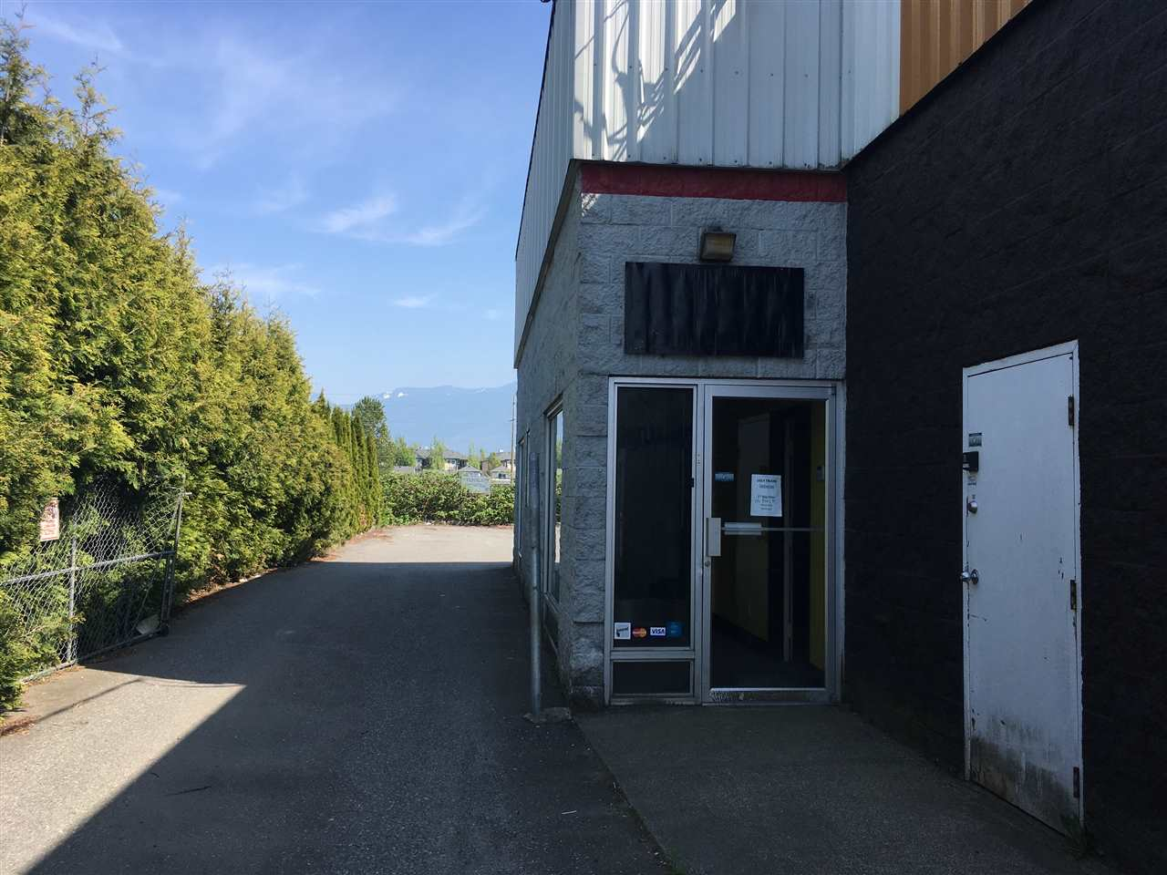 1500 square foot industrial space for lease including an office area as well as 2 large bays. CSM zoning permitted. Would be an excellent space for an automotive shop, small engine repair, automotive detailing, etc. Located on busy Yale Road with lots of parking available at the front and back. Call for more information!