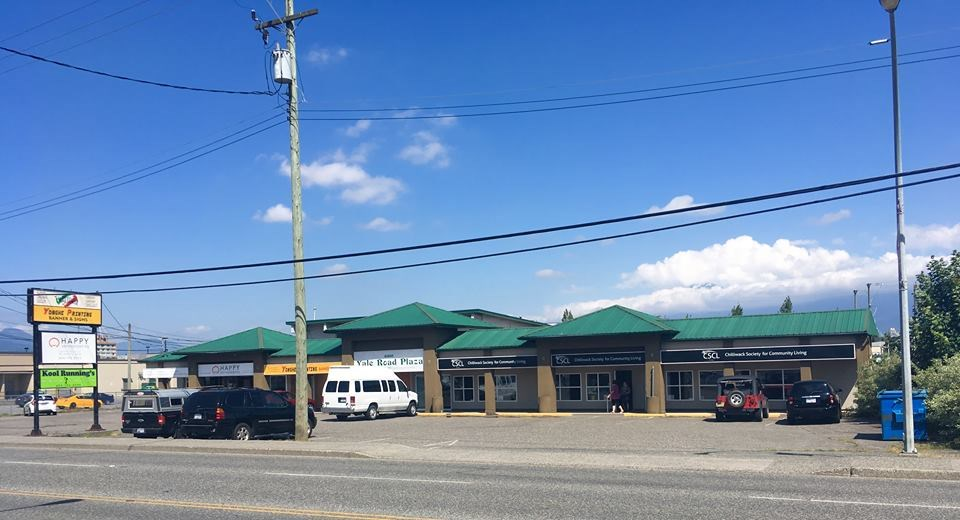1200 sf  strip mall unit located on Yale Road in Chilliwack. This unit is located in a very busy area with a high traffic count as well as foot traffic. Just minutes away from all amenities including Chilliwack General Hospital, Safeway, and more. CS1 zoning. Would be a great space for a variety of office and retail users. Call for more information.