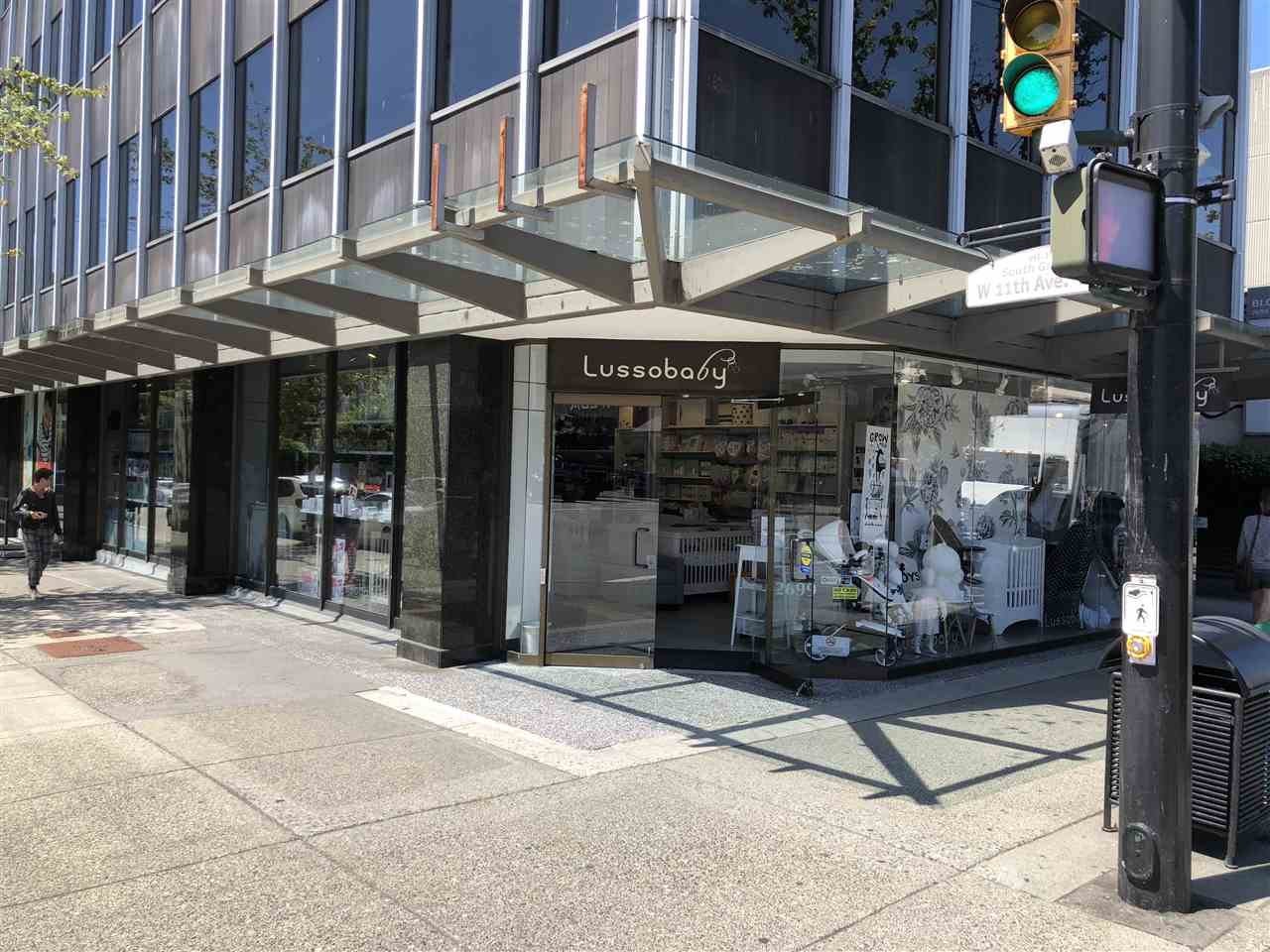 3,014 SF CORNER retail for lease at Granville Street and West 11th Avenue. This is a premier retail location in the heart of South Granville. The space is in excellent condition & a long lease without demolition clause is available. Possession is scheduled for January 1, 2019.