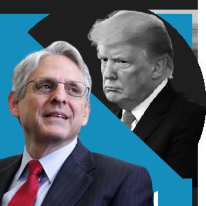 Garland / Trump