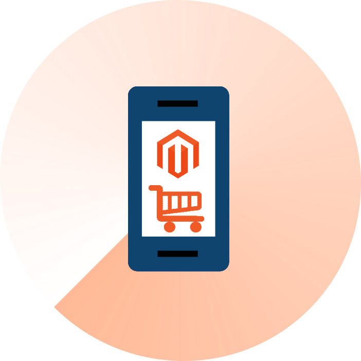 Magento 2 is best cms for mobile ecommerce