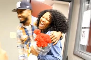 3 Live Crew's Roxie Gets Engaged