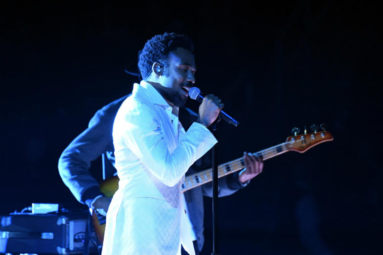 Childish Gambino Postpones Concert Amid Foot Injury!