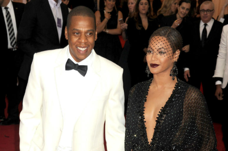 7/9/2018 - File photo dated 06/05/14 of Jay-Z and Beyonce, who will perform at the first Global Citizen Festival to be held in Africa to mark 100 years since the birth of Nelson Mandela.