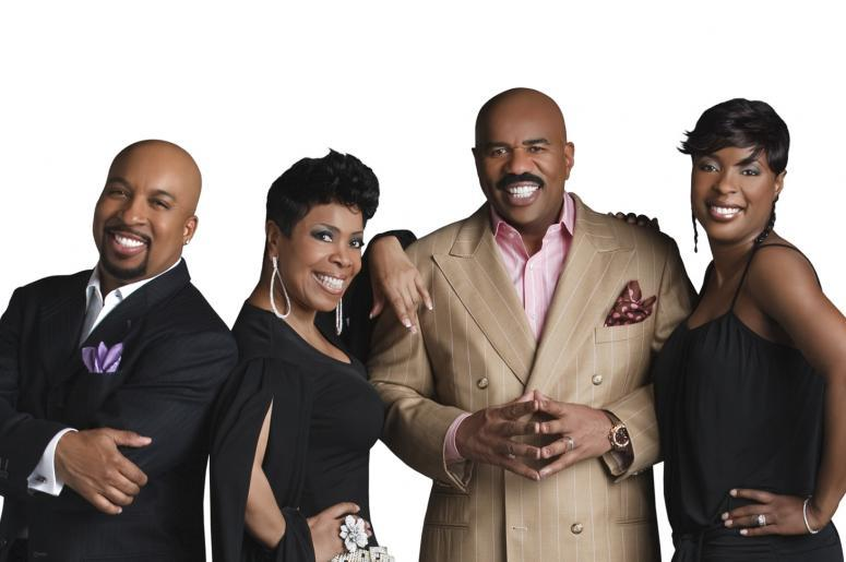 STEVE HARVEY The Official Steve Harvey Website