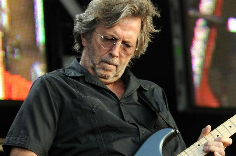 File photo dated 28/06/08 of singer and guitarist Clapton, as Keith Richards has confirmed that Clapton will appear on the Rolling Stones' new blues-inspired album.