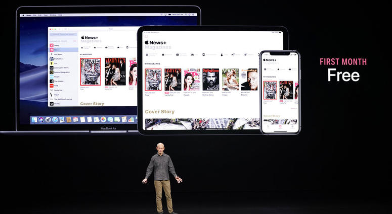 Apple Announces New Offerings