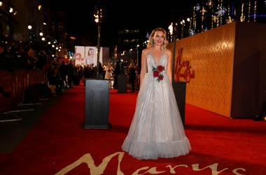 Margot Robbie arrives at the European premiere of Mary Queen of Scots at Cineworld Leicester Square, London.