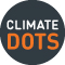 Thumbnail graphic of Climate Dots Logo