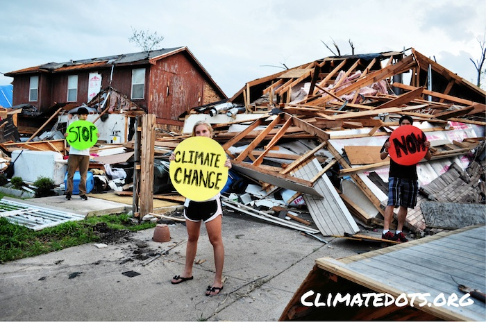 Climate Activists in Texas