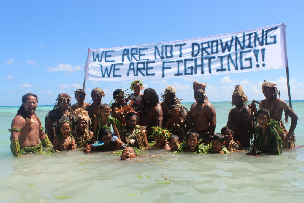 The Pacific Warriors