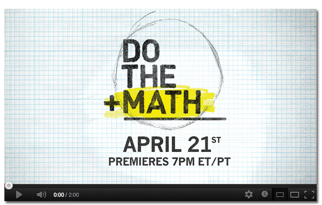 Do the Math Trailer Thumbnail