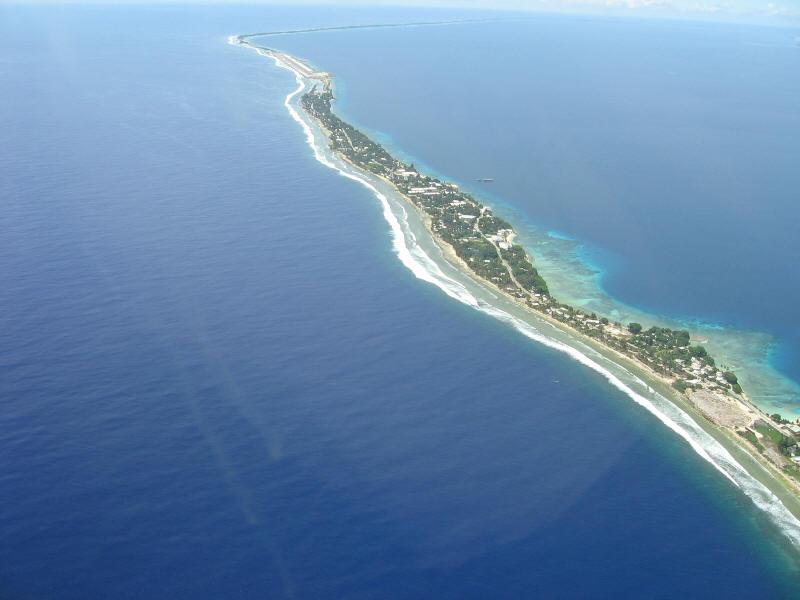 The Majuro Atoll