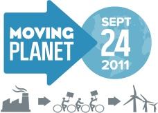 Moving Planet Logo