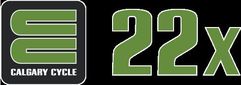 Calgary Cycle - 22x