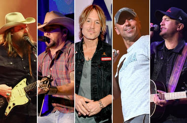ACM Awards Entertainer Of The Year