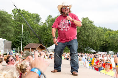 Colt Ford - Winston-Salem Fairgrounds Annex