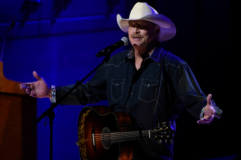 Country legend Alan Jackson is asking fans to pick the opening acts for his upcoming tour.