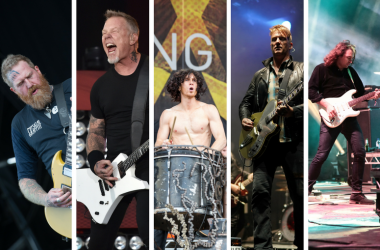 Mastodon, Metallica, Nothing More, Queens of the Stone Age, and The War on Drugs