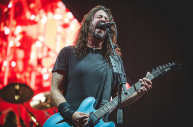 Foo Fighers Dave Grohl
