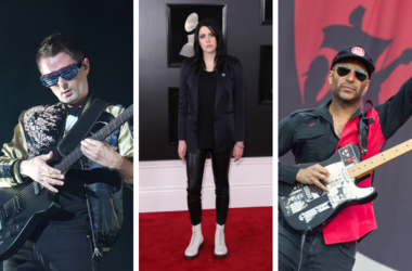 Muse, K.Flay, Tom Morello
