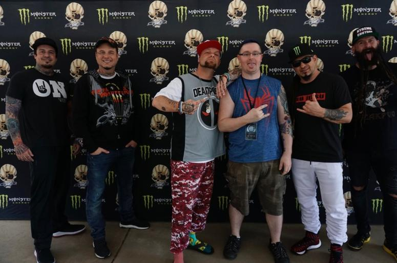 Five finger death punch breaking benjamin meet greet 933 933 the planet sent some p1 rockers backstage to hang out with five finger death punch breaking benjamin nothing more and bad wolves at heritage park m4hsunfo