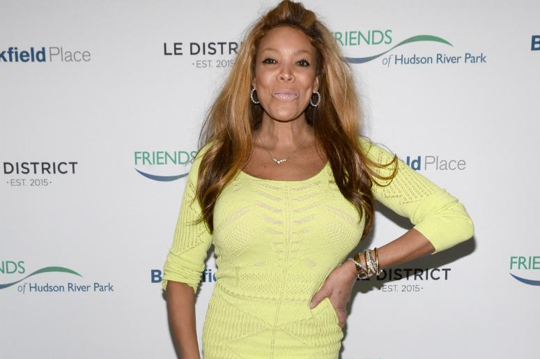 Wendy Williams attends the Friends Of Hudson River Park's Spring Fling event at Brookfield Place in New York, NY, on April 29, 2015.