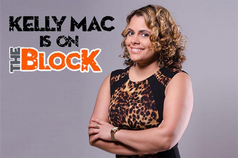 Kelly Mac is the Midday Mami