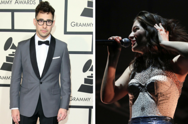 Lorde and Jack Antonoff