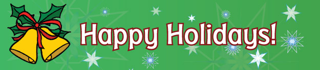 Happy Holidays from abcteach