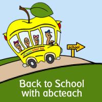 abcteach Webinar Series: Get Ready for Back to School! 1