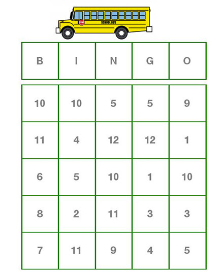 Make Your Own Bingo Card: Create Your Own Custom Puzzles With Abctools
