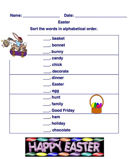 Abc Teach Spelling Worksheets