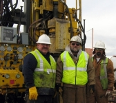 Redwall drilling staff dec 2007
