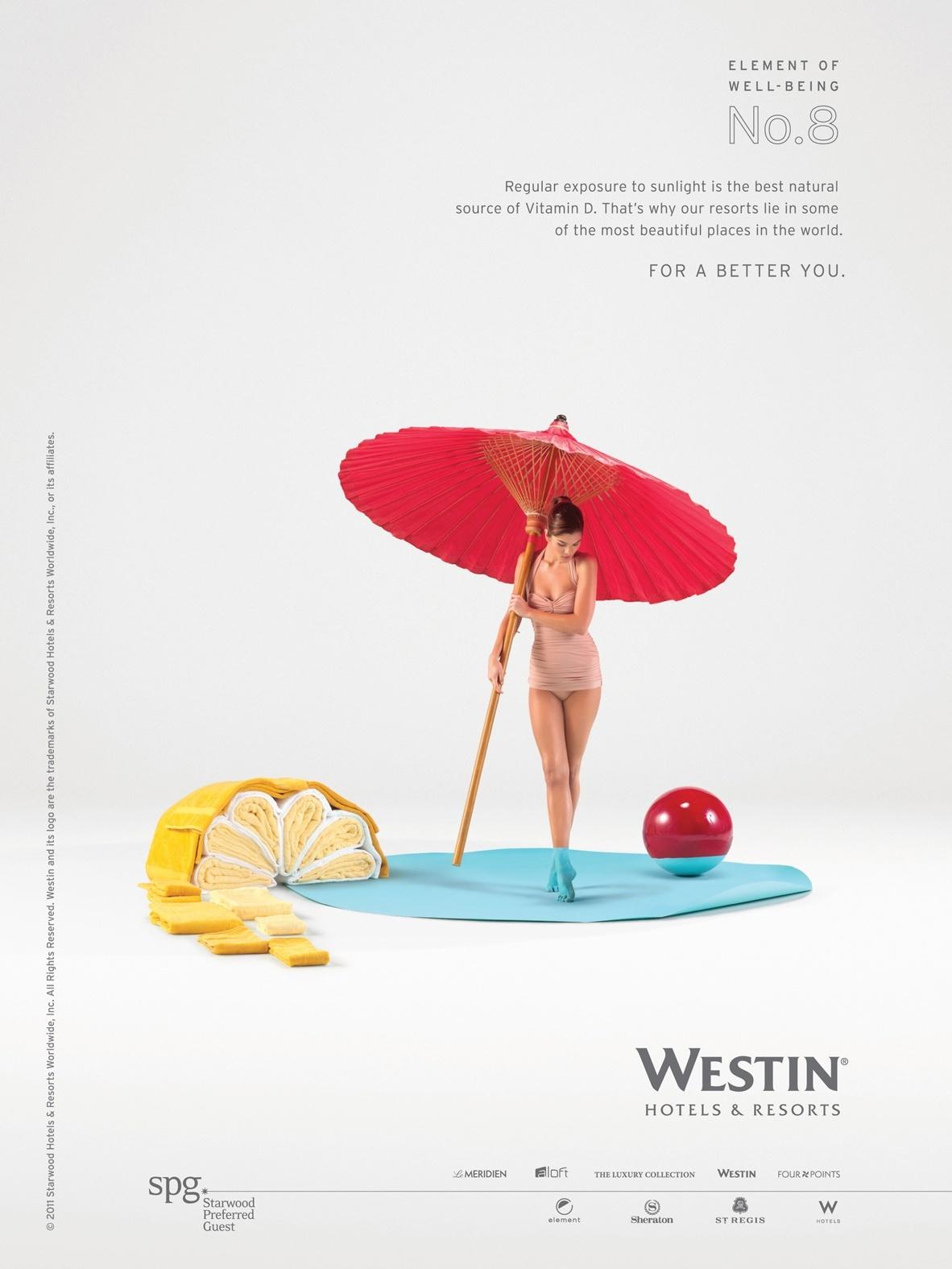 Westin Ad
