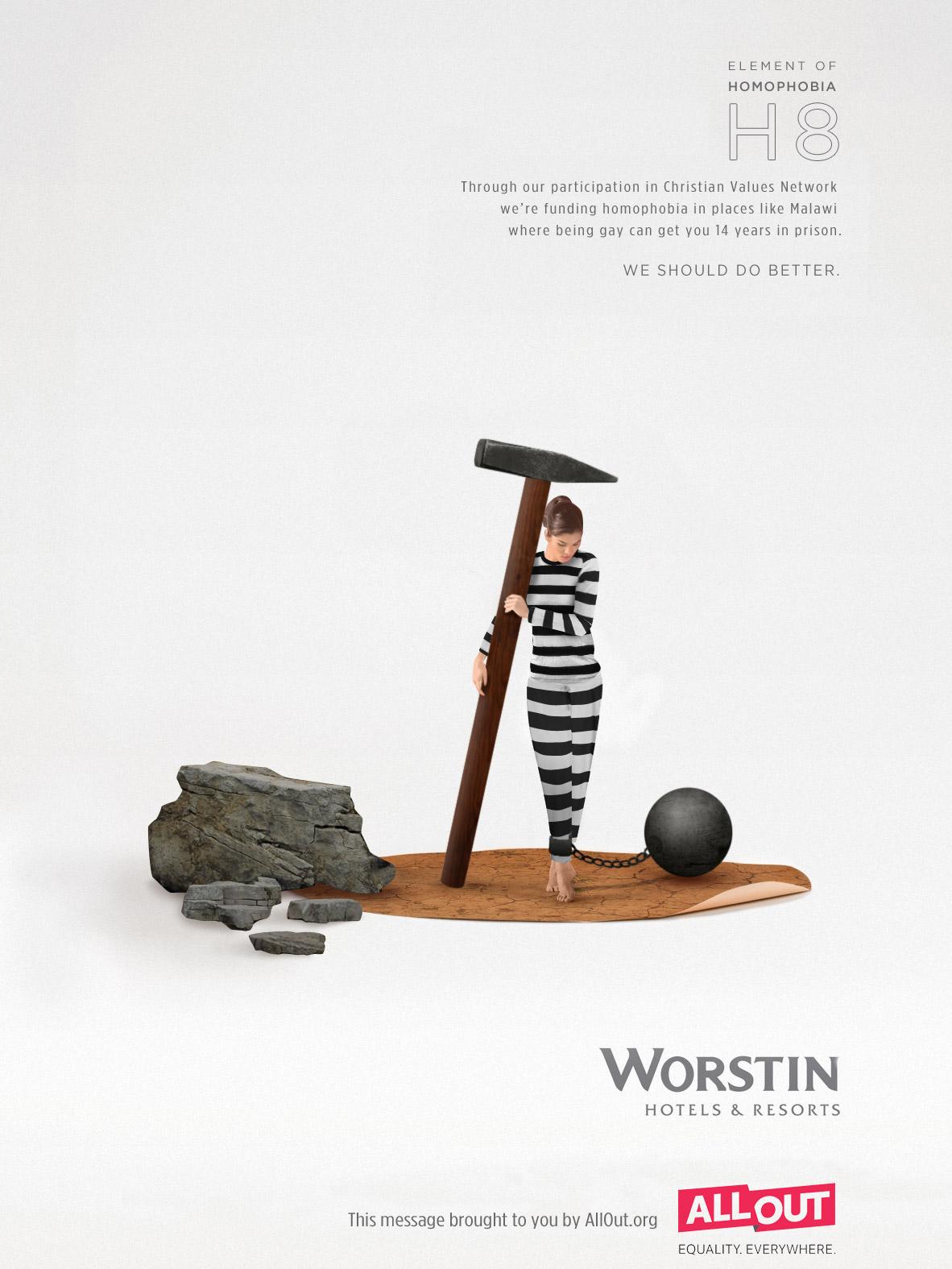 Worstin Ad