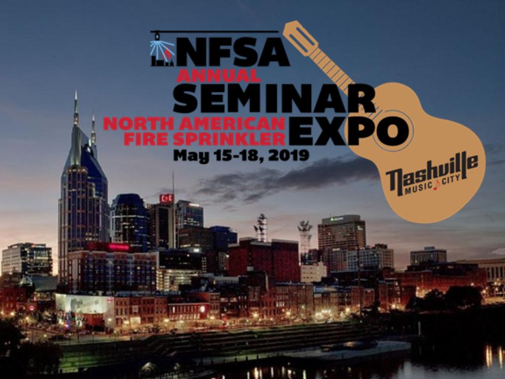 Nfsa Show 2019 Logo