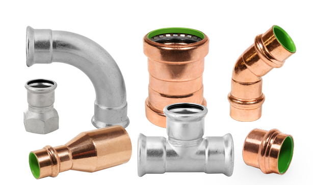 Pipe Connection Products for the Industrial Markets | Anvil