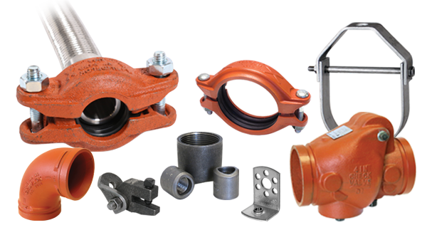 Anvil International: Grooved Fittings, Pipe Hangers, Seismic